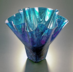 Art Glass Vessel by Jonathan Winfisky