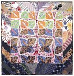 Art Quilt by Therese May