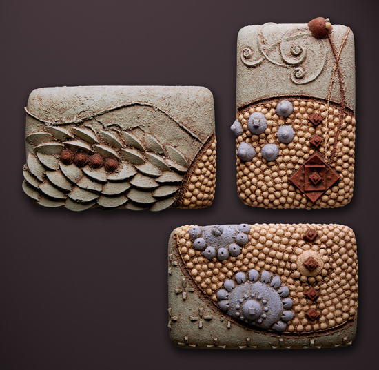 Wild Things Are - Ceramic Wall Art - by Christopher Gryder