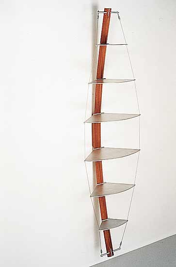 Wall Shelves - Wall Shelves - by Richard Prisco