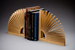 Wood Bookend by Seth Rolland