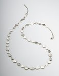 Sterling Silver Necklace by Dona Look