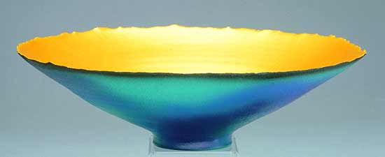 Prosperity Bowl (#9) - Ceramic Bowl - by Cheryl Williams