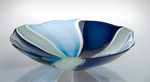 Art Glass Bowl by Nicholas Kekic