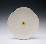 Ceramic Plate by Whitney Smith