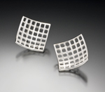 Sterling Silver Earrings by Marie Scarpa