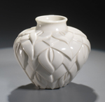 Porcelain Vessel by Lynne Meade