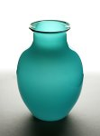 Art Glass Vase by Suzanne Guttman