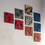 Ceramic Wall Art by Natalie Blake