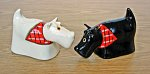 Salt and Pepper Shakers by Alison Palmer