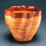 Wood Bowl by Kerry Vesper