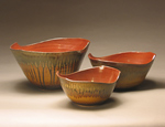 Ceramic Bowls by Mike Walsh