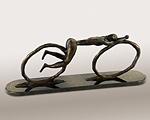 Bronze Sculpture by Thomas (Bud) Skupniewitz