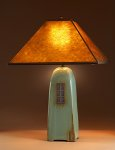 Ceramic Lamp by Jim Webb