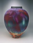 Ceramic Vessel by Bruce Johnson