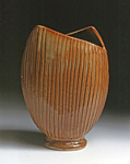 Ceramic Vase by Emily Pearlman