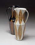 Ceramic Pitcher by Emily Pearlman
