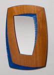 Wood Mirror by John Kingsley