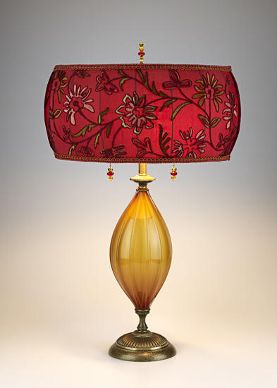 Celnah - Table Lamp - by Caryn Kinzig and Susan Kinzig