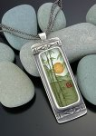Silver Necklace by Ananda Khalsa