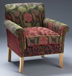 Upholstered Chair by Mary Lynn O'Shea