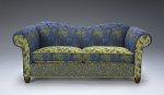 Upholstered Sofa by Mary Lynn O'Shea