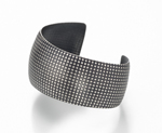 Silver Cuff by Tom McGurrin