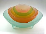 Art Glass Bowls by Jennifer Smith