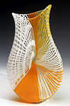 Art Glass Sculpture by Anthony Gelpi