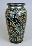 Ceramic Vase by Lance Timco