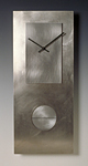Metal Clock by Leonie  Lacouette