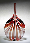 Art Glass Vessel by Chris McCarthy