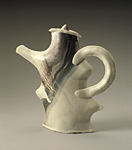 Ceramic Teapot by Kaete Brittin Shaw