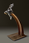 Bronse Sculpture by Dina Angel-Wing