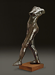 Bronze Sculpture by Dina Angel-Wing