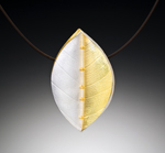 Bimetal Necklace by Christine MacKellar