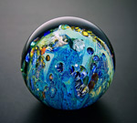 Art Glass Sculpture by Josh Simpson