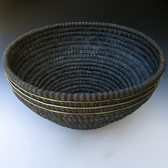 Cuenco Africano - Ceramic Bowl - by Candone Wharton