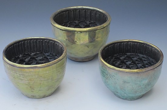 Cuencos Pequenas - Ceramic Bowl - by Candone Wharton