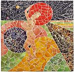 Mosaic Wall Art by Jonathan I. Mandell