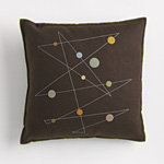 Wool Pillow by Renee Roeder-Earley