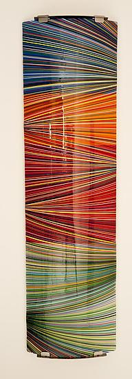 Color Series Wall Art - Art Glass Wall Art - by Renato Foti