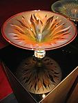 Art Glass Bowl by Laurie Thal