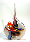 Art Glass Sculpture by Bengt Hokanson