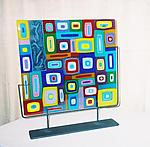 Art Glass Sculpture by Barbara Galazzo