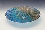 Art Glass Bowl by Richard Parrish