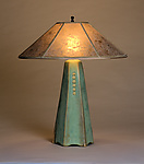 Ceramic Table Lamp by Jim Webb