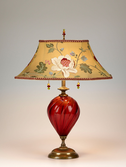 Frida - Table Lamp - by Caryn Kinzig and Susan Kinzig