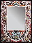 Tiled Mirror by Carl Bryant