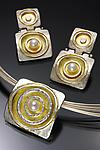 Gold & Silver Jewelry by Sana  Doumet
